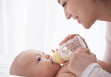 Sữa bổ sung canxi cho trẻ sơ sinh tốt nhất hiện nay