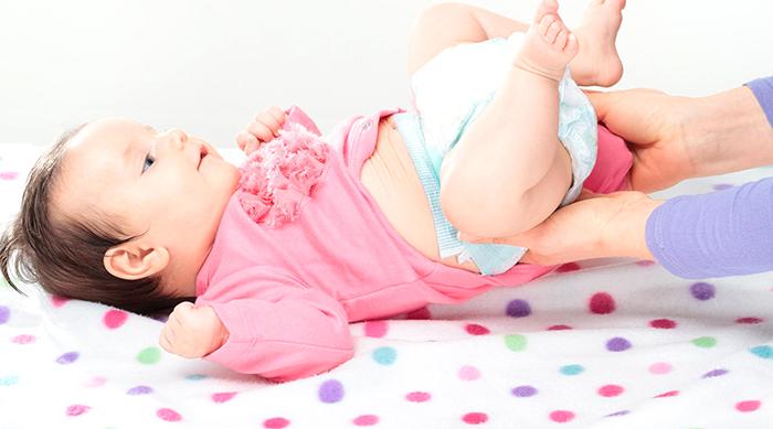 Nguyên nhân trẻ sơ sinh bị đau bụng đi ngoài