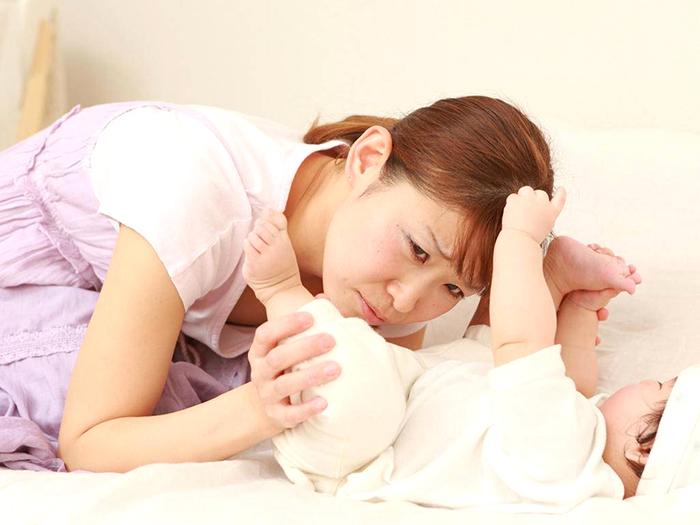 Tác hại của việc trẻ sơ sinh bị đau bụng đi ngoài