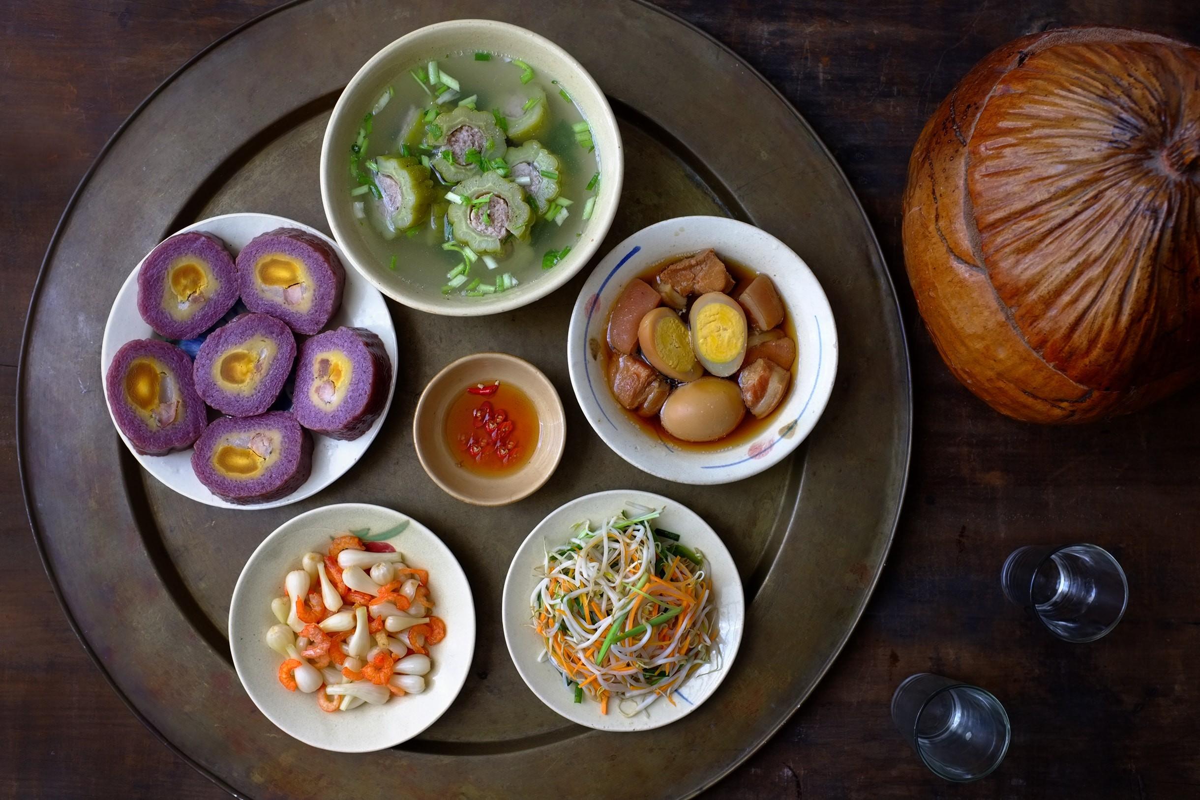 Những món ăn ngày tết miền Nam