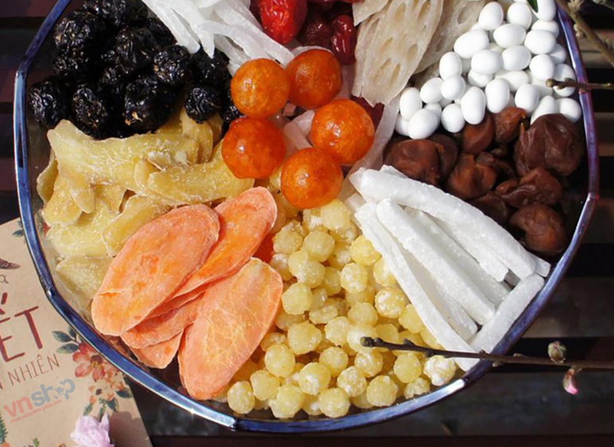 Tổng hợp các món ăn vặt ngày tết thơm ngon nức mũi6