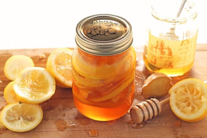 cách giải rượu ngay lập tức - nước cam và mật ong
