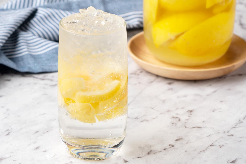 cách giải rượu ngay lập tức - nước chanh muối