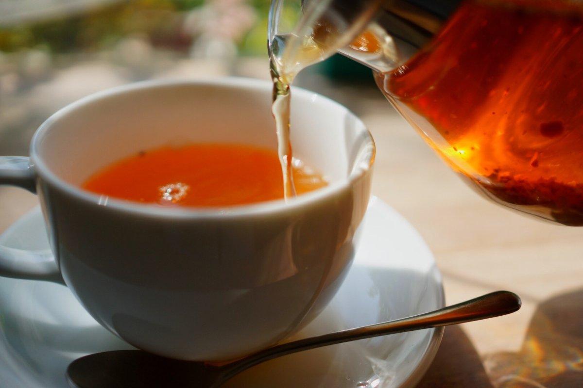 cách giải rượu ngay lập tức - trà