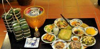 món ăn truyền thống ngày Việt Nam 3 miền đem tới hương vị cổ truyền