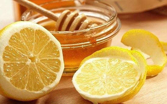 giải rượu bằng nước cam và mật ong