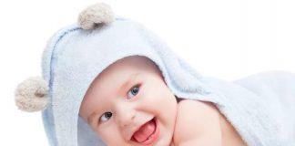 sữa tắm trị rôm sảy cho bé
