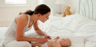 Hăm tã ở trẻ sơ sinh