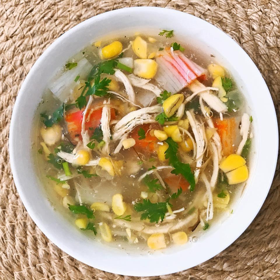 Điểm danh 7 cách nấu súp cho bé ăn dặm thơm ngon – Tin Tức VNShop