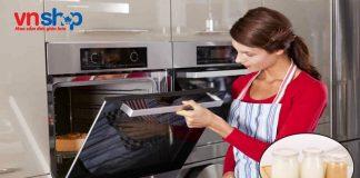 Ủ sữa chua bằng lò nướng tiện lợi nhanh chóng đem tới hương vị thơm ngon