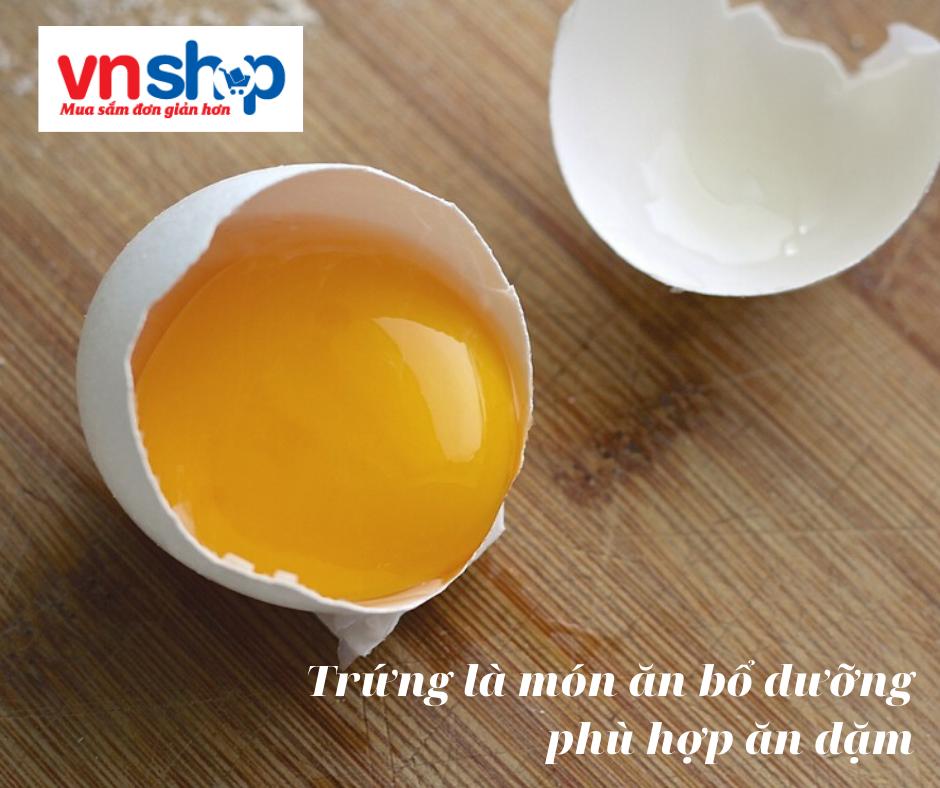 Trứng cung cấp rất nhiều chất dinh dưỡng