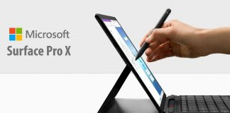 Laptop Surface Pro X-5