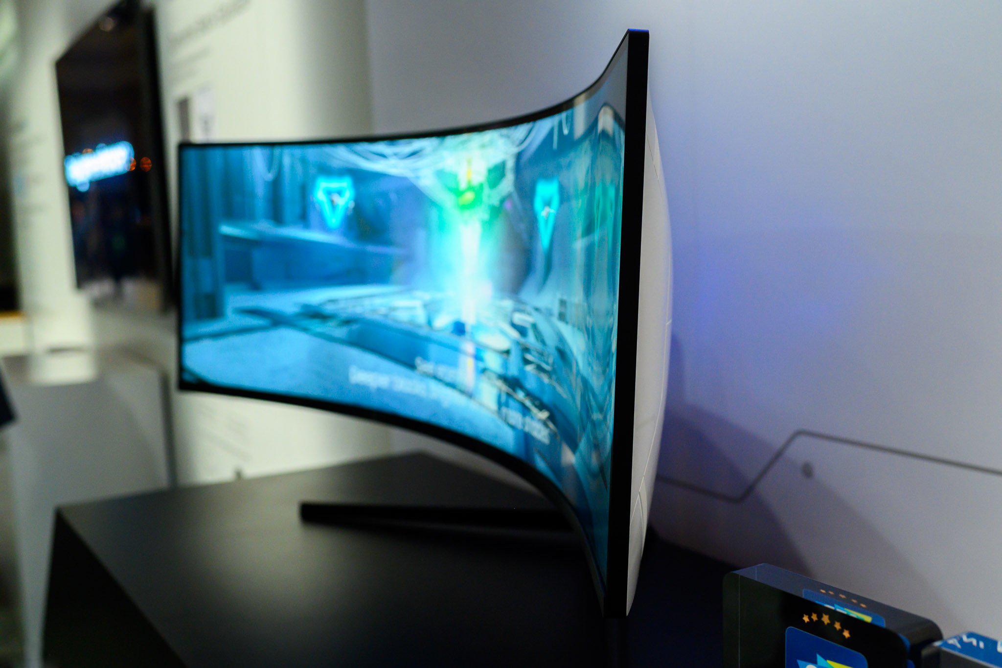 Màn hình Odyssey G9 Samsung
