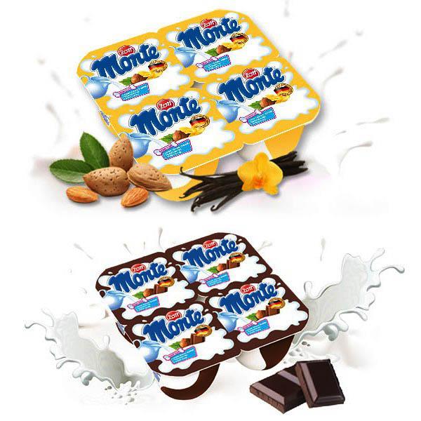 Tổng quan về váng sữa Monte
