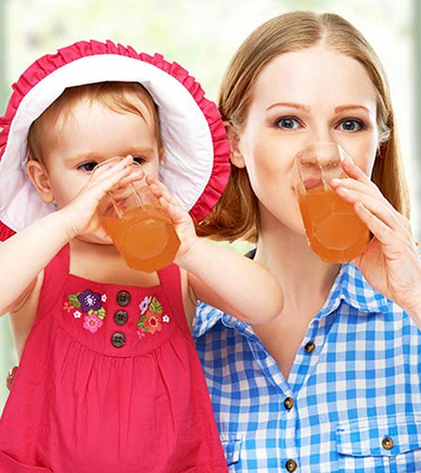 Dinh dưỡng nước ép táo