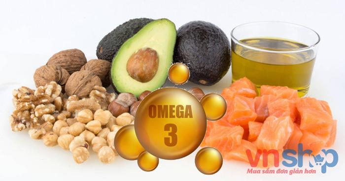Các thực phẩm bổ sung Omega 3 cho cơ thể