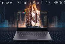 ProArt StudioBook 15 H500GV-Main