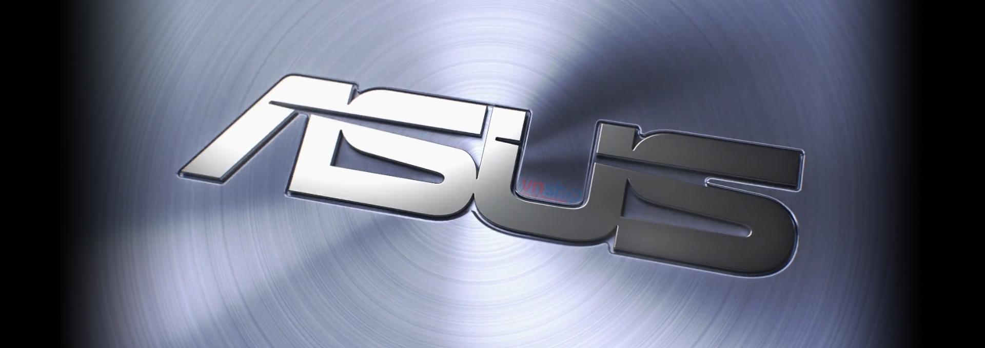ZenBeam S2 ASUS-logo trên máy chiếu