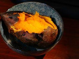 Cách nướng khoai lang bằng lò nướng cực ngon