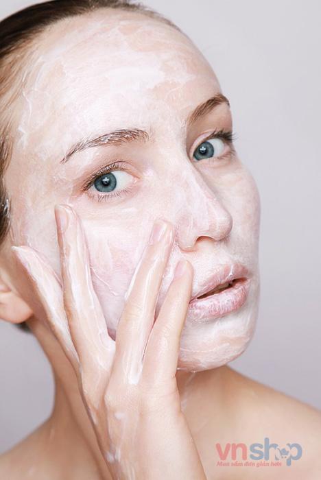 Mặt nạ sữa tươi không đường có tác dụng gì?