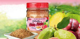 muối chấm hảo hảo vị tôm chua cay đem tới hương vị đặc biệt