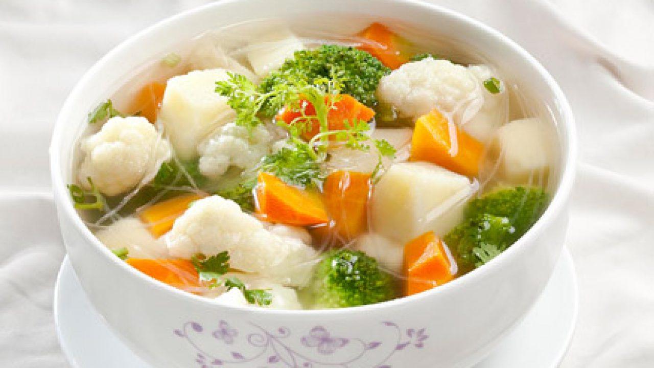Các món ăn giải nhiệt mùa hè dễ làm - canh đậu phụ thập cẩm