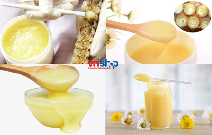 Hình ảnh sữa ong chúa