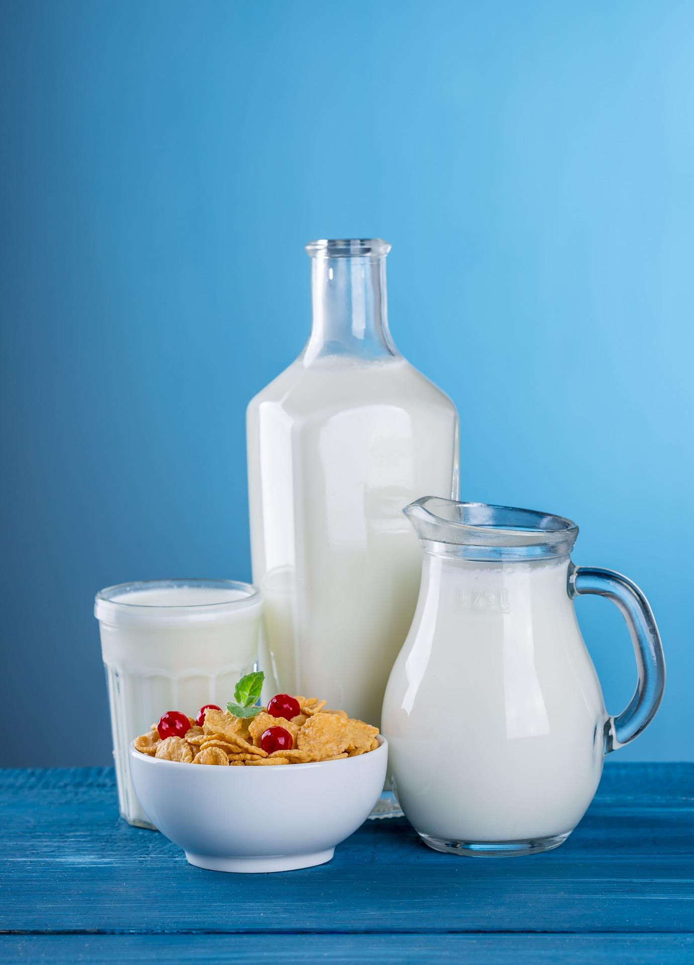 Lợi ích của sữa tươi
