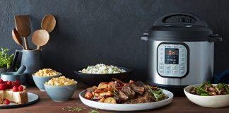 công thức nấu ăn với nồi instant pot
