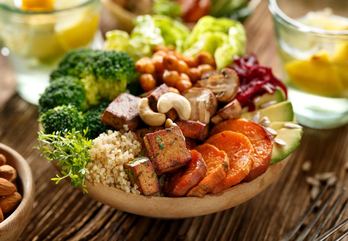món ăn chay giảm cân_2