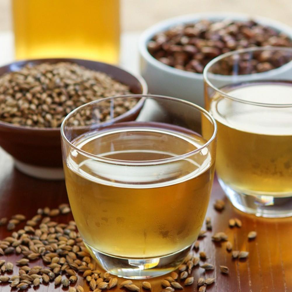 trà thanh nhiệt giải độc - trà lúa mạch
