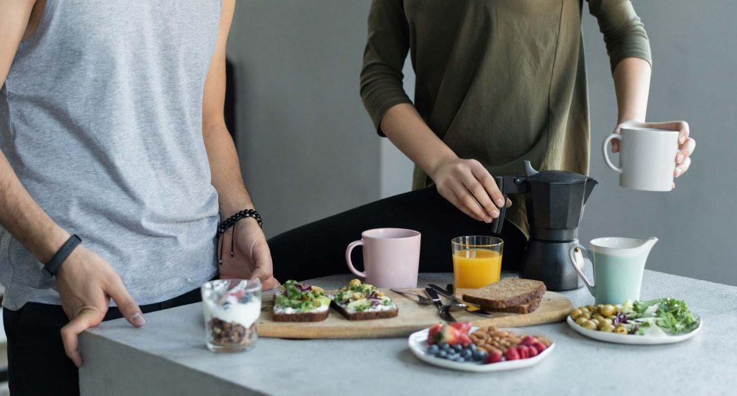bữa sáng nên ăn gì