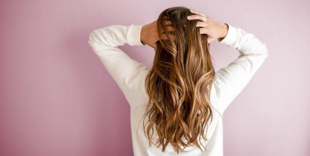tinh dầu gừng chăm sóc tóc