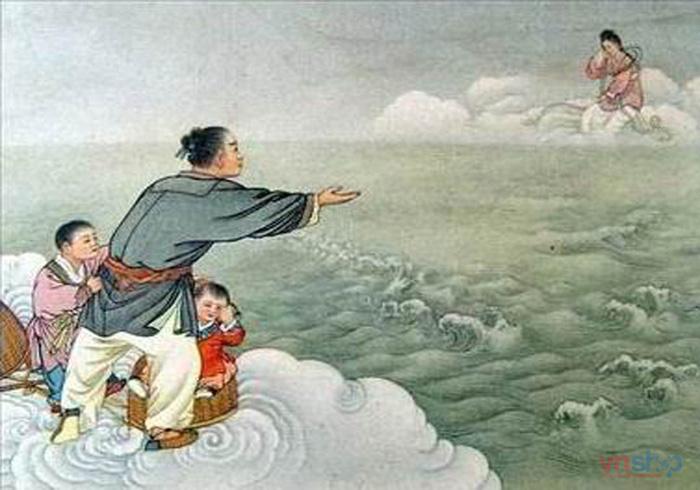 Truyền thuyết về ngày Thất Tịch
