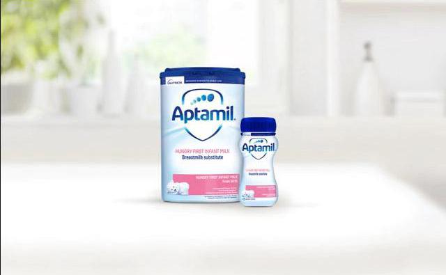 Aptamil Hungry Infant Milk