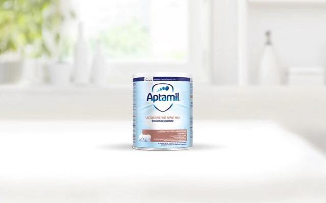 Aptamil Lactose Free First Infant Milk