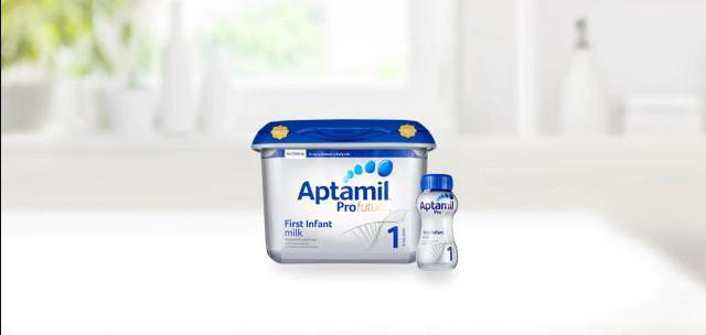 Aptamil Profutura First Infant Milk