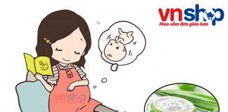 Bà bầu có ăn được sữa chua nha đam không