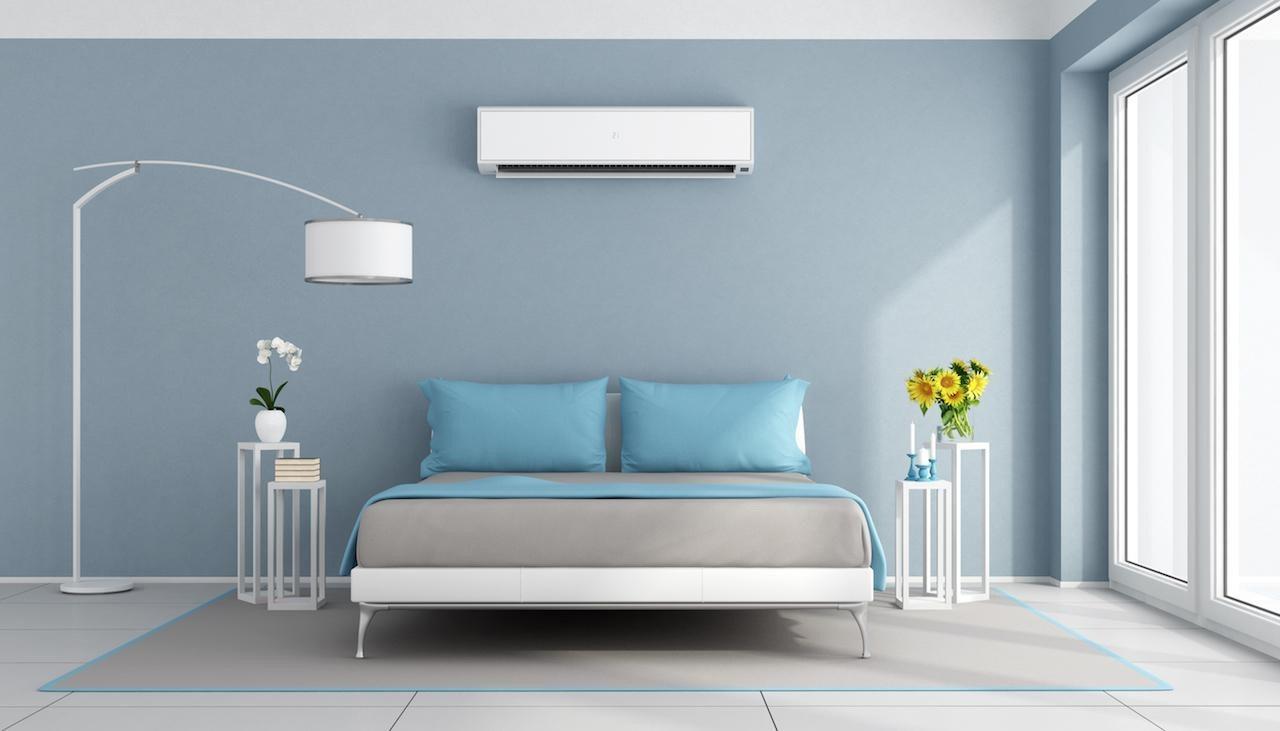 Cách chọn vị trí lắp đặt điều hòa trong phòng ngủ-3