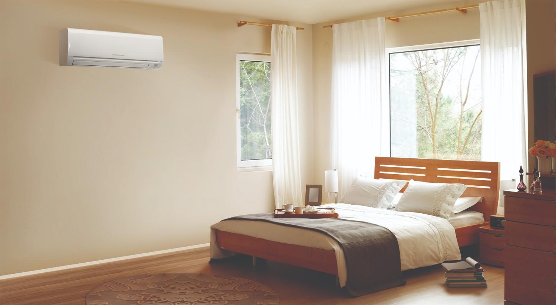 Cách chọn vị trí lắp đặt điều hòa trong phòng ngủ-6