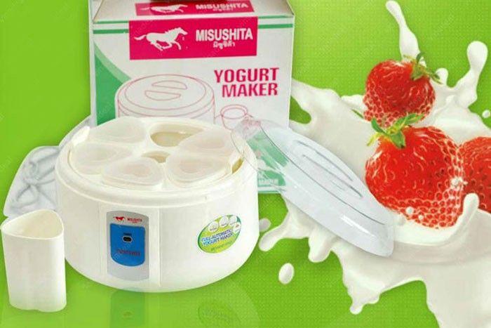Máy làm sữa chua Misushita_2