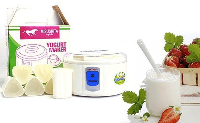 Máy làm sữa chua Misushita_3