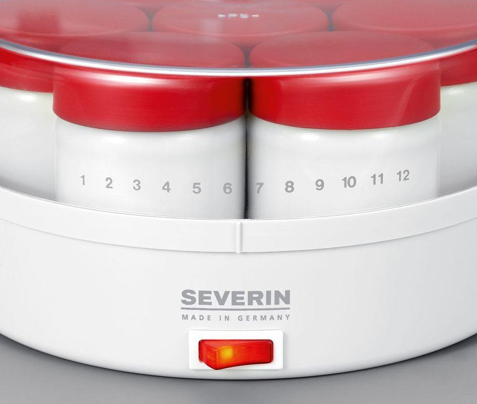 Máy làm sữa chua Severin_8
