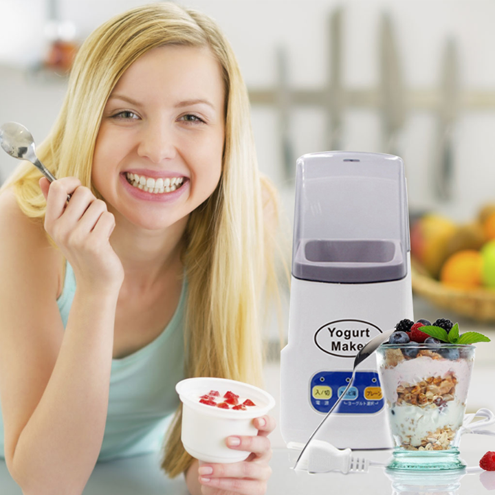 Máy làm sữa chua Yogurt Maker_4