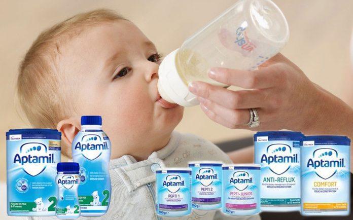 Sữa Aptamil có tăng cân tốt không và những điều cần biết về Aptamil-main