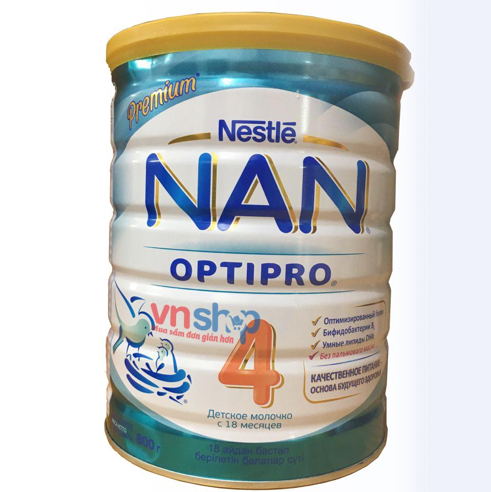 Sữa Nan Nga số 4
