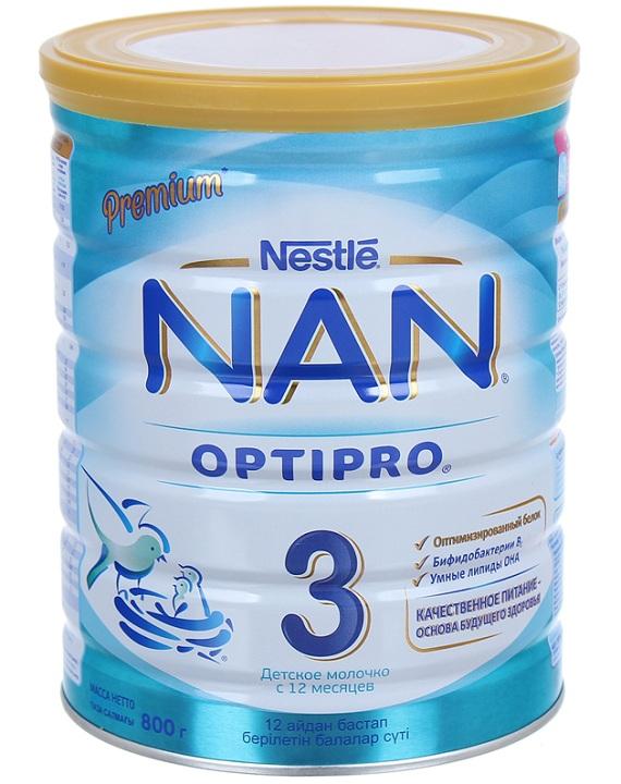 Sữa Nan Nga có tăng cân không - Những điều cần biết khi lựa chọn sữa Nan cho trẻ-3