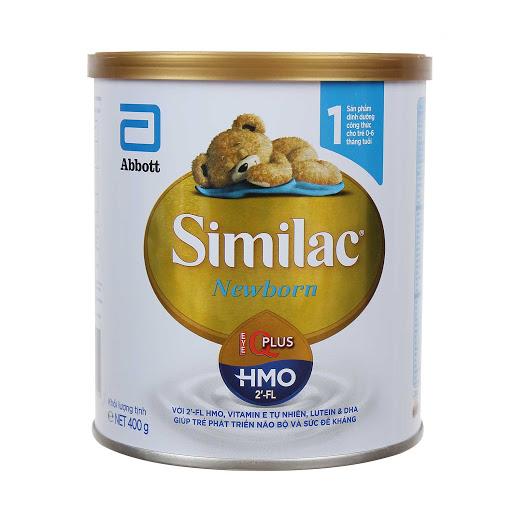 Sữa Similac có tăng cân không-1
