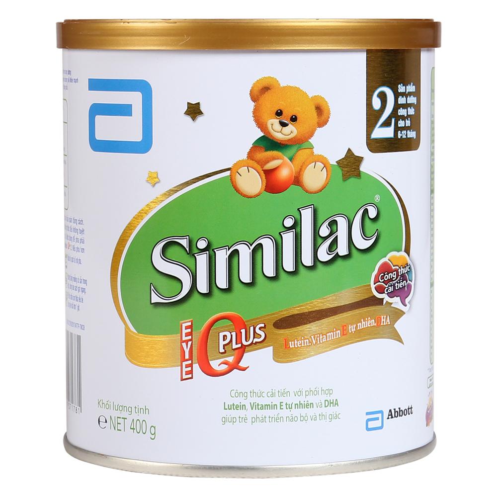 Sữa Similac có tăng cân không-2
