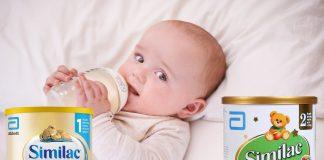 Sữa Similac có tăng cân không-Những loại sữa Similac